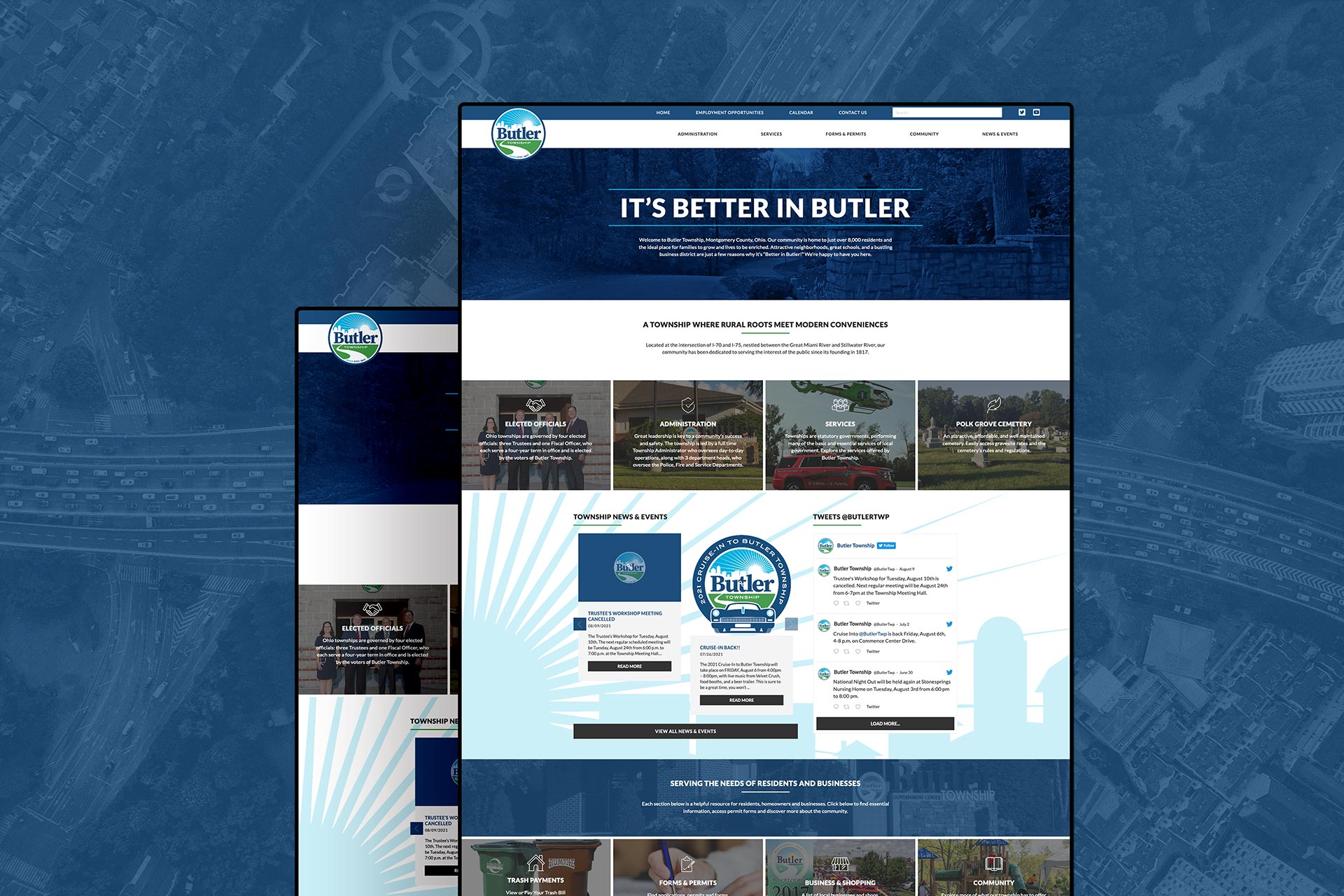 """Featured image for """"Butler Township"""""""